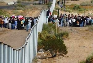 illegal alien border